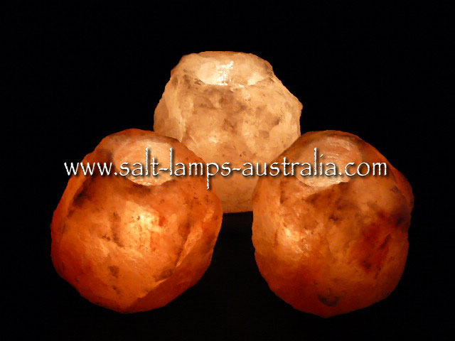 Salt Lamp Tea Lights : Himalayan Salt Lamps from Australia - Retail & Wholesale - Steven Bettles
